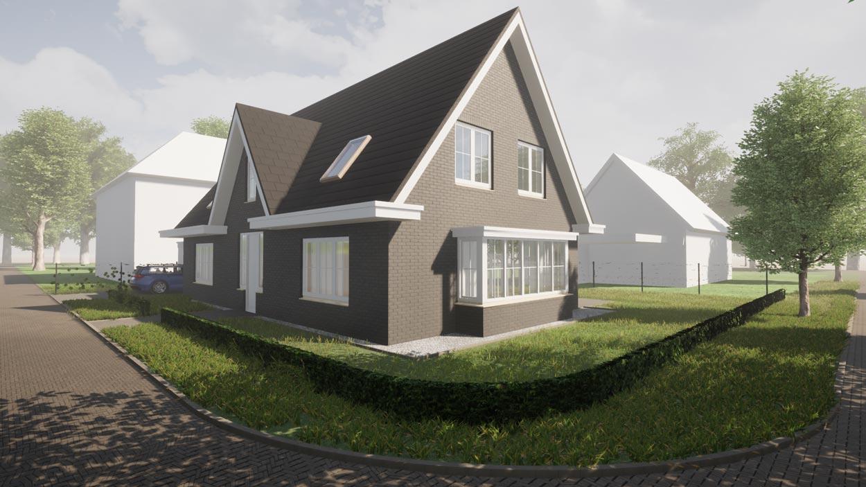 Nieuwbouw Woning Hulten