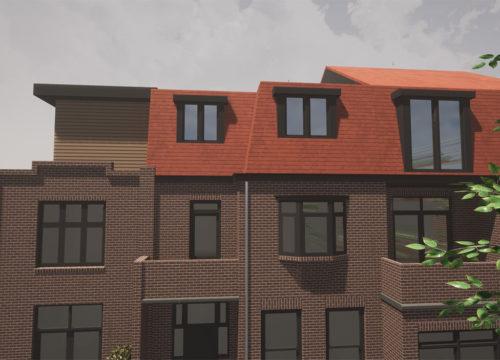 Dakopbouw Breda