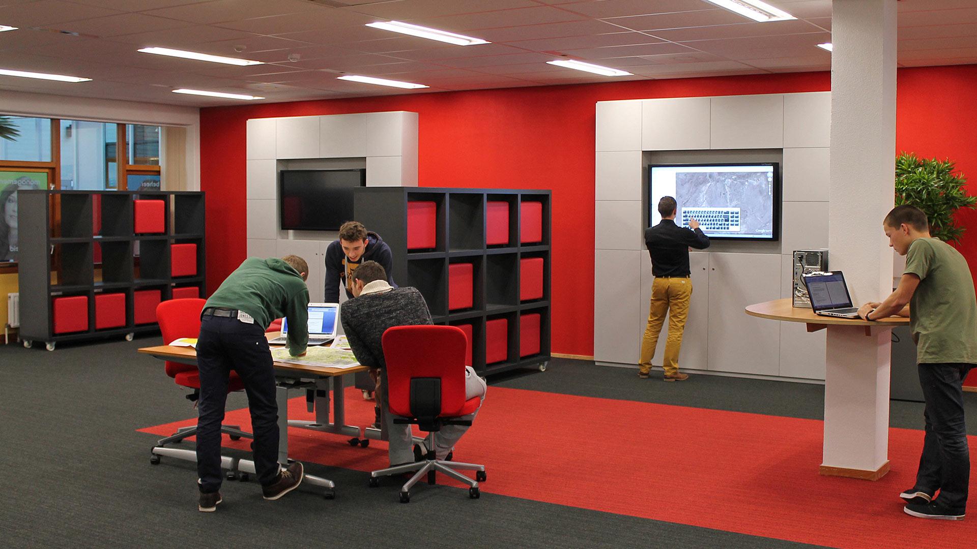 Interne Verbouwing HAS Hogeschool Den Bosch