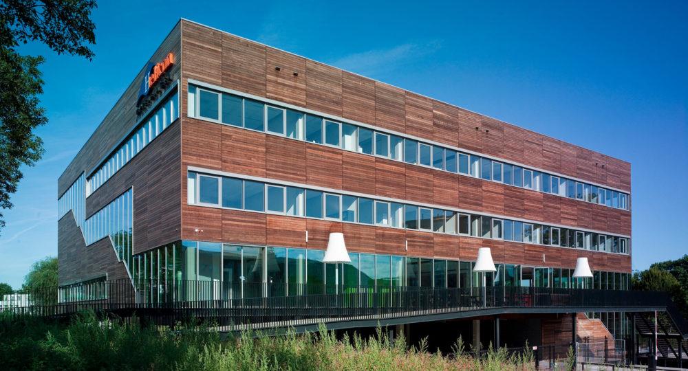 Uitbreiding Helicon MBO Den Bosch