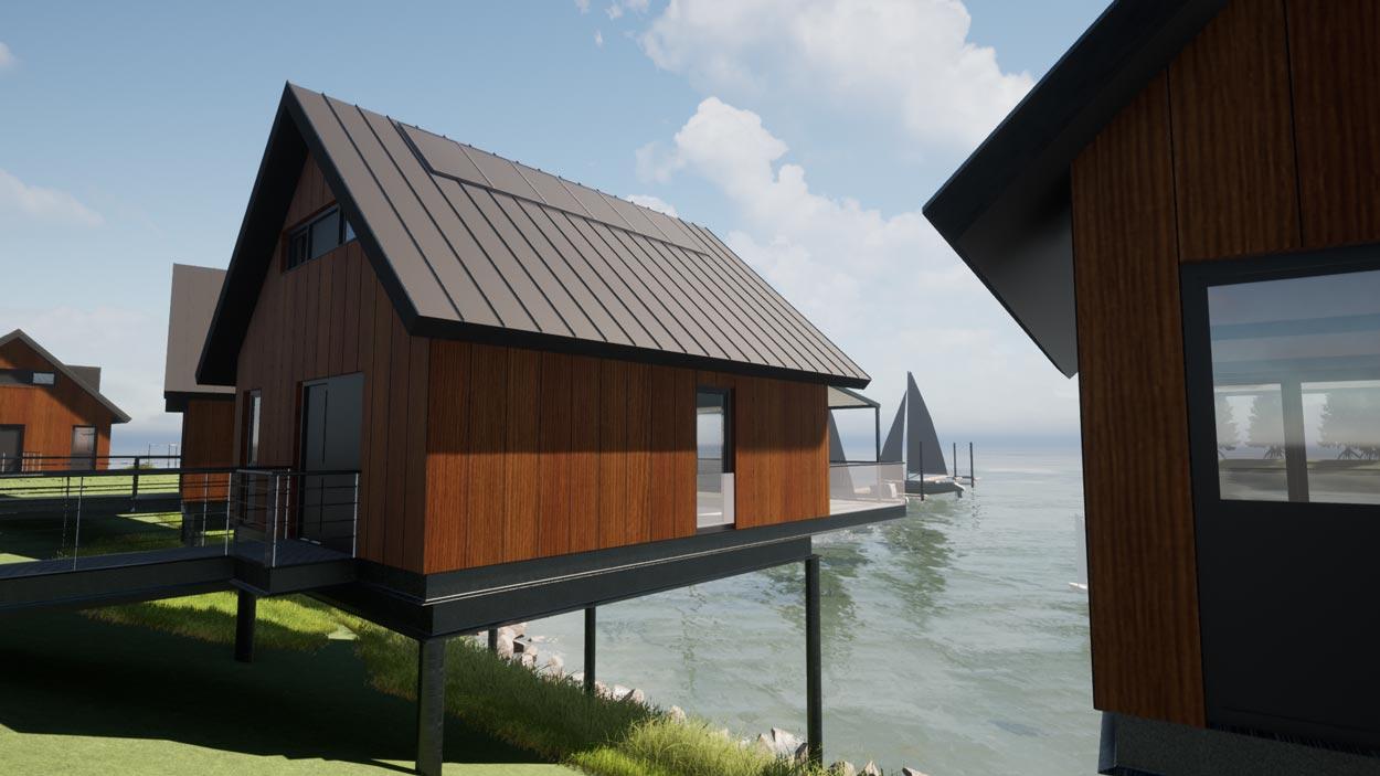 Vakantiewoningen Zandmeren Kerkdriel